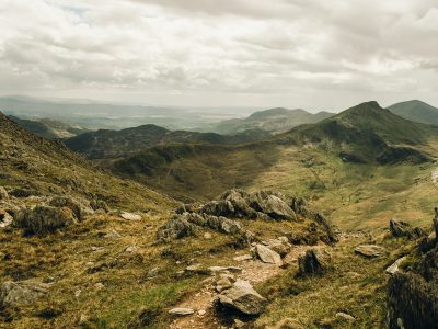 Visit Wales in the Mountains