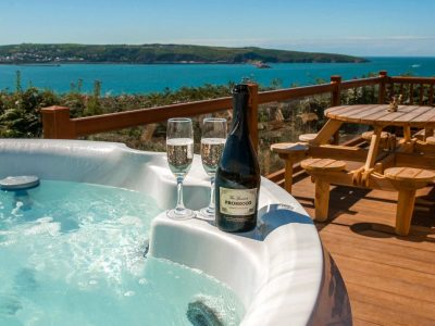 Breaks in Wales with a Hot Tub