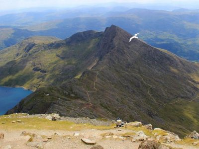 The Highest Mountain in Wales